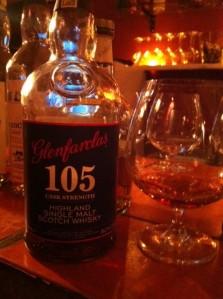 Glenfarclas' only cask strength whisky