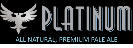 Platinum logo - natural
