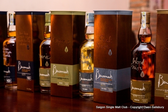 Single Malt Dinner Benromach-1